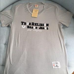 True Religion Shirts - Men's crew neck True Religion short sleeve shirt